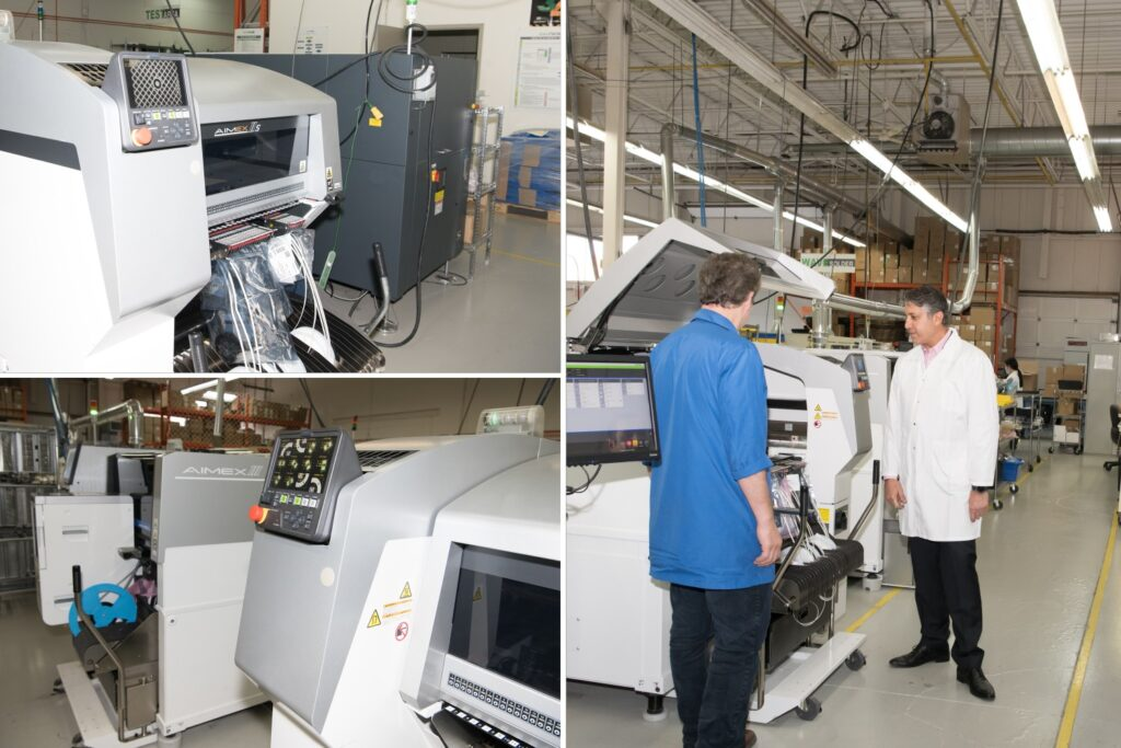 Arshon Technology Manufacturing Factory
